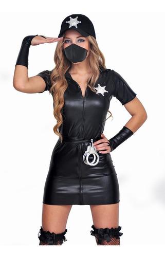 Disfraz De Policia Para Mujer  Pia Sexy Tienda Oficial