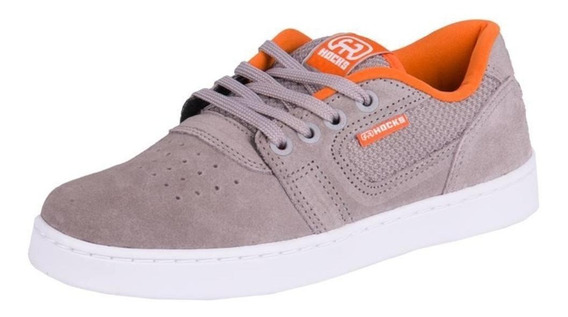 Tenis Hocks De La Calle Grey