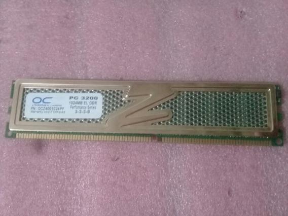 2 Memorias Ram 1gb Pc3200 400 Mhz