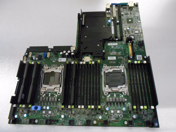 Placa Mae System Board Dell Poweredge R630 Ddr4 Dp/n: 0cncjw