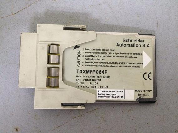 Cartao Memória 64k 16 Flash-eprom P- Tsxmfp064p - Schneider