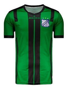 Camisa Kanxa Olímpia Sp Iii 3 2017/18 Verde Oficial Original