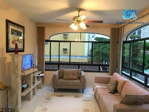 Imagem 1 de 15 de Apartamento À Venda - Praia Da Enseada - Guarujá - Ap4722