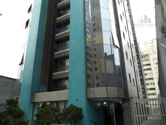 Sala Comercial Para Locação, Moema, 39 M², São Paulo. - Sa0087
