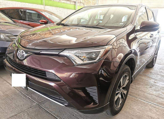Toyota Rav4 2.5 Xle 4wd At 2017
