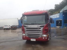 Scania P 310 Bitruck 8x2 Carroceria De 9.8 Metros