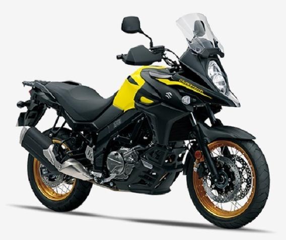 Suzuki Vstrom 650 Xt 2020 C/acessórios