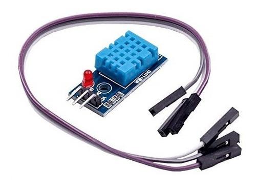Módulo Sensor Humedad Y Temperatura Dht11 Arduino | Icutech