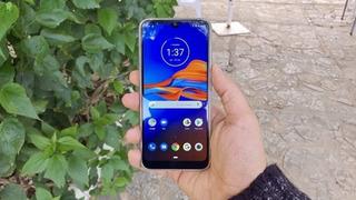 Vendo Motorola Moto E6 Plus De 4 De Ram Y 64 Almacenamiento