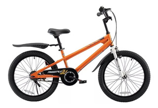 Bicicleta Infantil Royal Baby Freestyle Rodado 20 Usa Chico