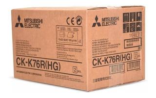 Impresora Mitsubishi K60: Insumo Único Ck-k76r(hg)