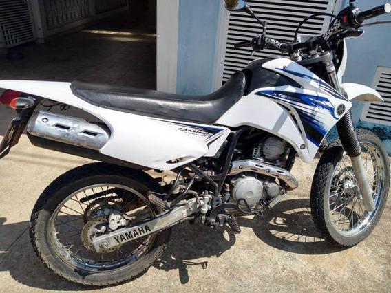 Moto Yamaha Xt Lander 250 2008
