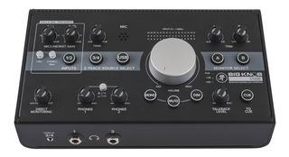Mackie Big Knob Studio Controlador De Monitores E Interfaz