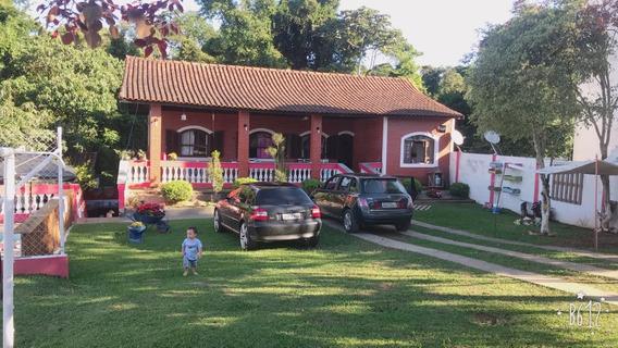 Casa Isolada Térrea Com Terreno De 1000 Mts Piscina Campo