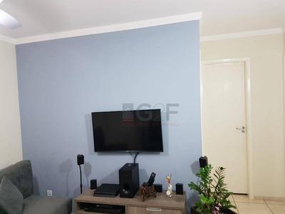 Apartamento Residencial À Venda, Vila Industrial, Campinas. - Ap6266