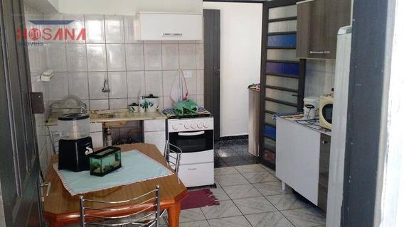 Casa Com 1 Dormitório À Venda, 110 M² Por R$ 167.000 - Vila Rosa - Franco Da Rocha/sp - Ca0621