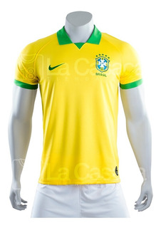 Camiseta Original Seleccion Brasil Local Neymar Jr Brazil