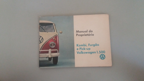 Manual Kombi