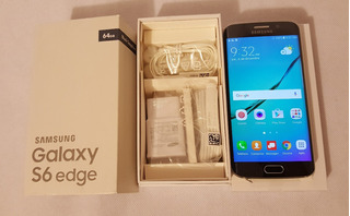 Samsung Galaxy S6 Edge 128 Gb Desbloqueado Original