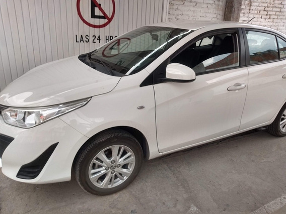 Toyota Yaris 1.5 Core At Sedan Cvt 2018