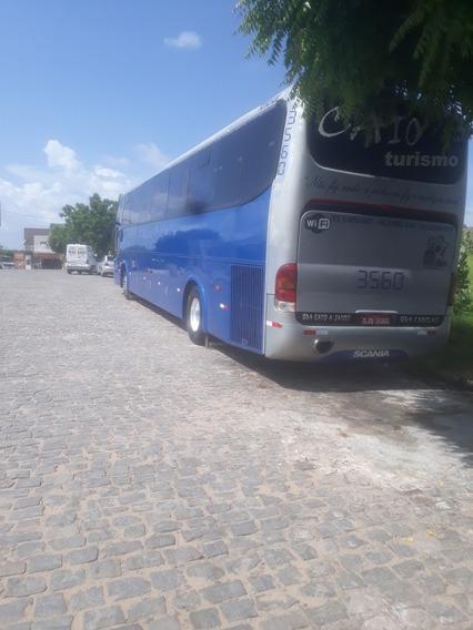 Scania 124 360 G6 1200 Toco