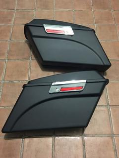 Harley Davidson Cajuelas Saddlebags Rígidas 1994-2012 Generi