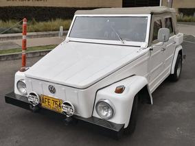 Volkswagen Safari Safari 1974