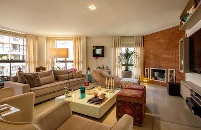 Apartamento Em Real Parque, São Paulo/sp De 189m² 3 Quartos À Venda Por R$ 1.299.000,00 - Ap190816