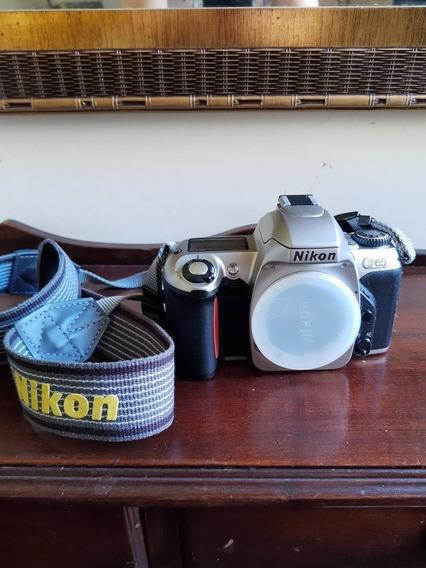 Maquina Nikon F65 Analógica