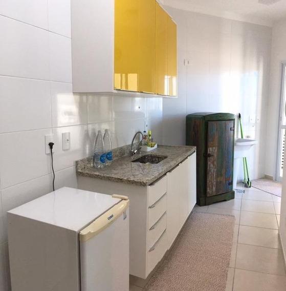 Apartamento Em Edificio Residencial Montis, Itu/sp De 83m² 3 Quartos À Venda Por R$ 380.000,00 - Ap231060