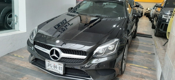 Mercedes-benz Clase Slc 1.6 180 At 2017
