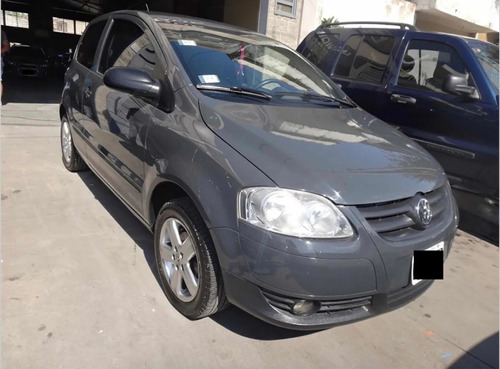 Volkswagen Fox 2009 1.6 Comfortline 3 P