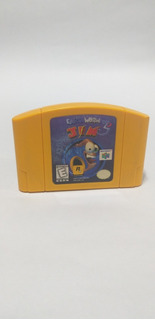 Juego Earth Worm Jim 3 Nintendo 64 N64