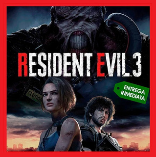 Resident Evil 3 Remake Pc Steam + Re2 - Entrega Inmediata!!!