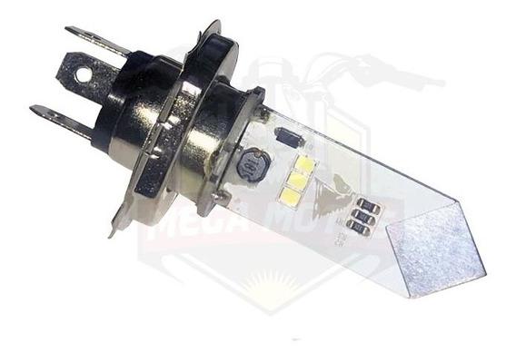 Lampada Farol Led Super Branca H4 Titan Fan 150 2016 / 160
