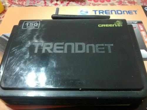 Router Hogareño Trendnet 150 Mbps