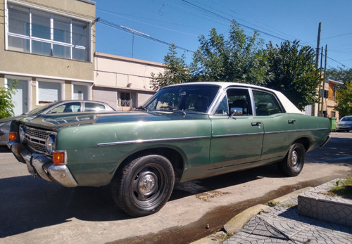 Ford Fairlane  Diésel (nissan Ld28)
