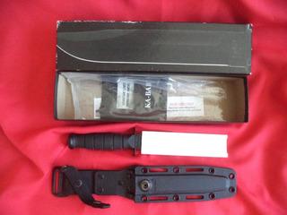 Faca Ka Bar Short 1258 - Black - Str