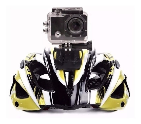 Camera Action Cam Go Sports Pro Full Filmadora - Tomate