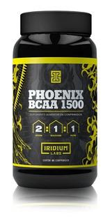 Bcaa Phoenix 1500 90 Cáps - Iridium Labs