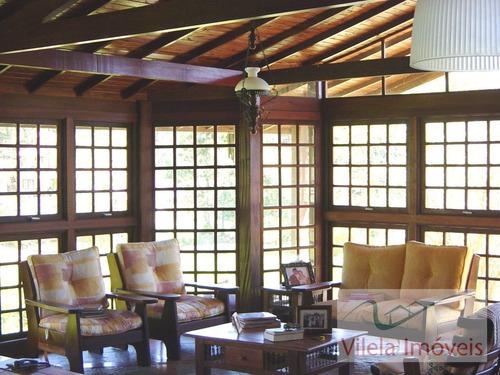 Imagem 1 de 15 de Casa Em Condomínio Rural -  Miguel Pereira - 35