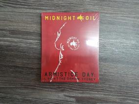 Midnight Oil - Armistice Day - Blu Ray Importado. Lacrado