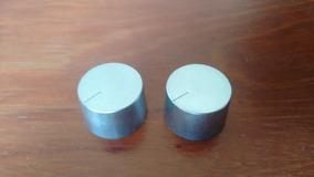 Knobs Originais Tape Deck Polyvox Cp650d Cp80m Potenciom.gra