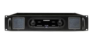 Samson Sx3200 Potencia H 1100+1100/4, 750+750/8