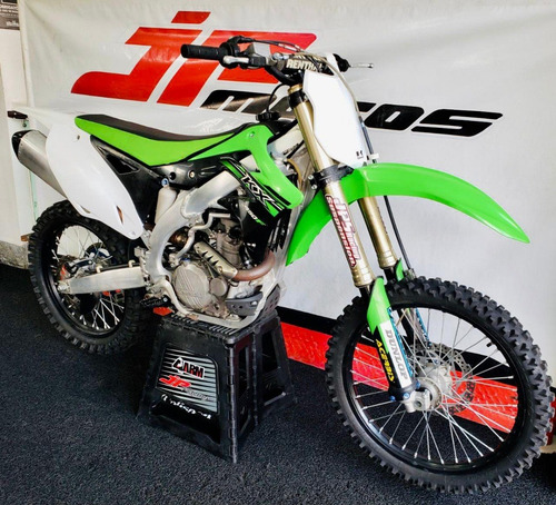 Kawasaki Kx 450f 2012 Verde