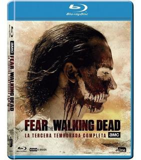 Fear The Walking Dead Temporadas 1,2,3&4 Blu-ray
