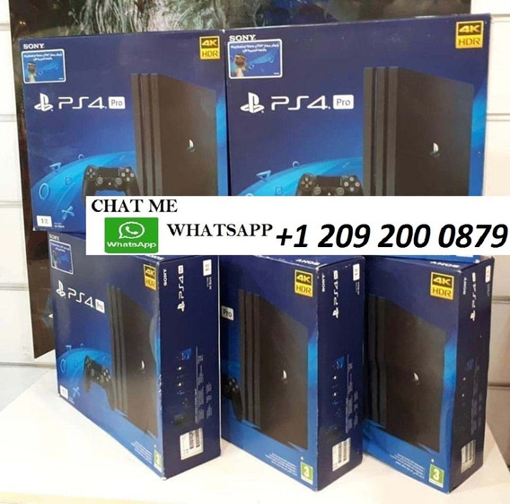 Brand New Sony Playstation 4 ,ps4 Pro 1tb Console