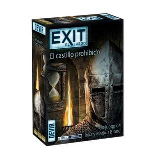 Exit: El Castillo Prohibido - Juego De Mesa - Invictvs