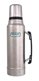 Garrafa Térmica Stanley Classic 1 Litro 8007 Inox