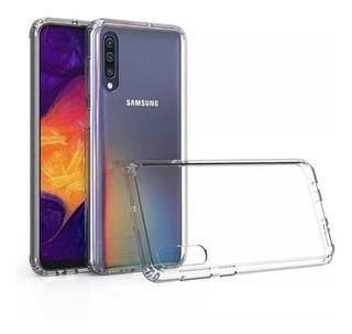 Forro Protector Transparente Samsung A10 A20 A20 A50 7vrds